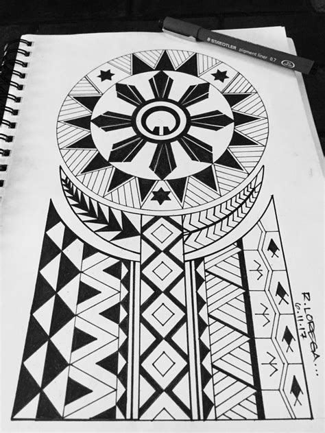 filipino tribal tattoo book 28 best ideas images on tatoos