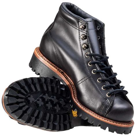 5 Types Of Boots For 5 Inspirations by Chippewa Mens 1901g42 5 Inch Lace To Toe Field Boots In Black