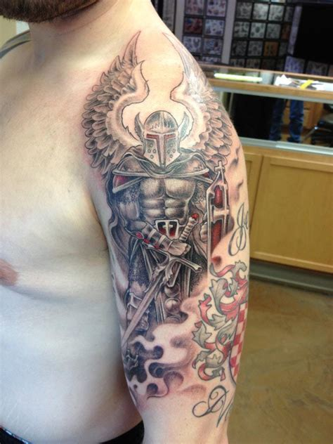 medieval knight tattoo designs tattoos designs ideas and meaning tattoos for you
