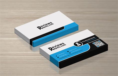 pale blue business card template free black white blue business card template by arenareviews on