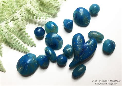 polymer water water polymer clay tutorial