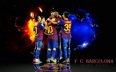 Barcelona Football Club Wallpaper   Football Wallpaper HD