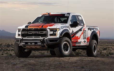 baja truck racing virtually stock ford f 150 raptor to tackle 2016 baja 1000