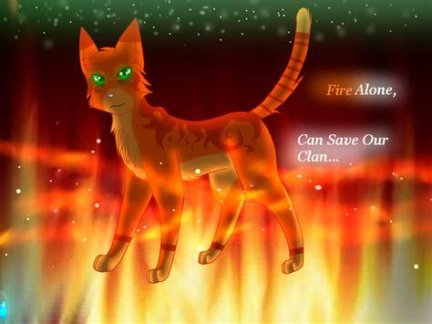 Warrior Cats Wallpaper Firestar Loading