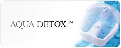 The Aqua Detox System by Simply Health And Clinic Blackpool