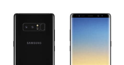Kamera Samsung Note 1 samsung galaxy note 8 neue renderbilder und details zur