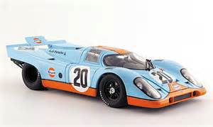 Steve Mcqueen Porsche 917 Porsche 917 1971 K No 20 Gulf Steve Mcqueen 24h Le Mans