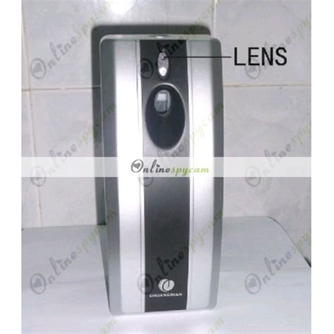 spy bathroom video hd toilet spy camera hydronium air purifier dvr 16gb