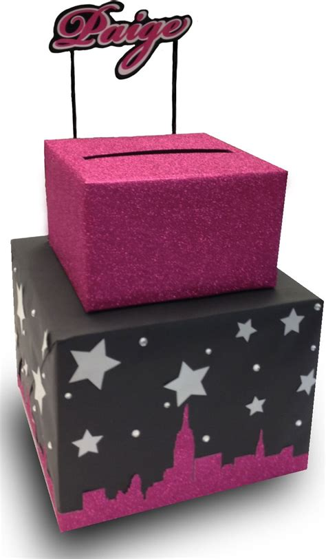 Graduation Gift Card Box - graduation card box graduation party card boxes pinterest