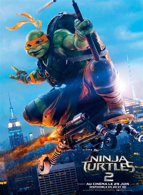 film ninja ubica 2 affiche du film ninja turtles 2 affiche 2 sur 15 allocin 233