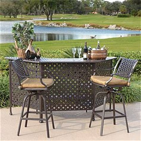 Outside Patio Bar Furniture by Garden Design Acronym Designs Outdoor Patio Furniture