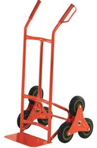 Stairs Dolly by Hand Trucks R Us Six Wheeled Stair Climbing Hand Truck