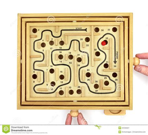 marble maze wallpaper game xl playing maze game royalty free stock photography image