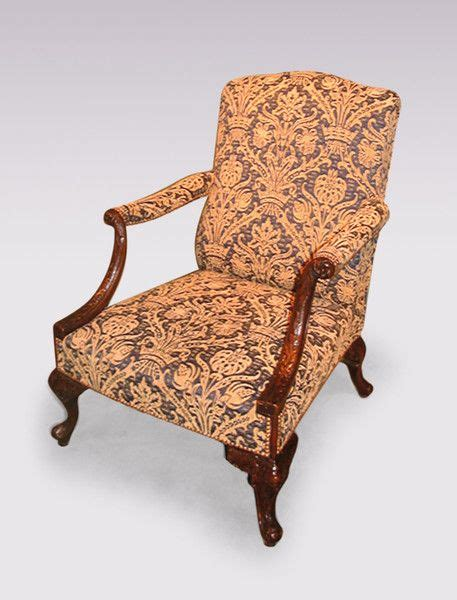 chippendale chair st a mid 19th century chippendale style mahogany gainsborough