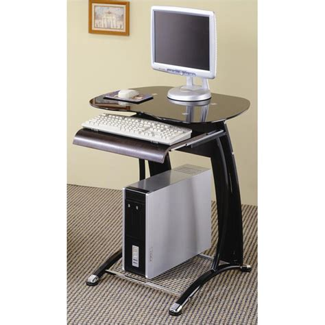 compact computer desk workstation betterimprovement