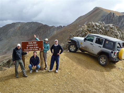 Jeep Trails Colorado Jeeping In Crested Butte Where Are Sue Mike