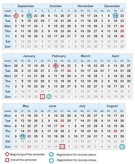 academic calendar template 2014 15 academic calendar 2014 15 and 2015 2016