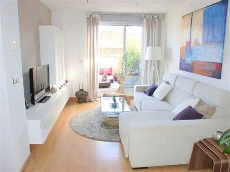 salas television ideales casas pequenas  decoracion