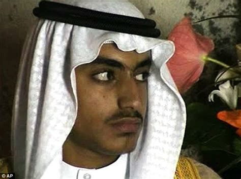 hamza a small child al qaeda prince hamza bin laden seen for first time