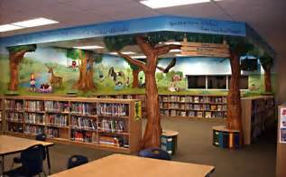 library decoration elementary school library decorations jerry allen elementary library media center