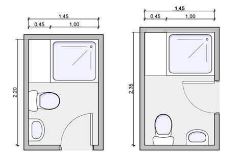 plans for bathroom types of bathrooms and layouts