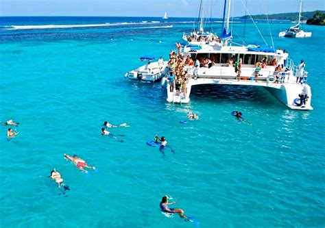 catamaran excursion montego bay cool runnings catamaran cruise to dunn s river falls