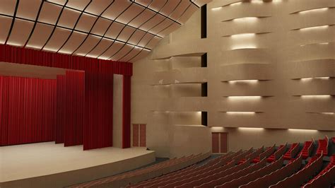 salle de spectacle yingkou tisseyre associ 233 s