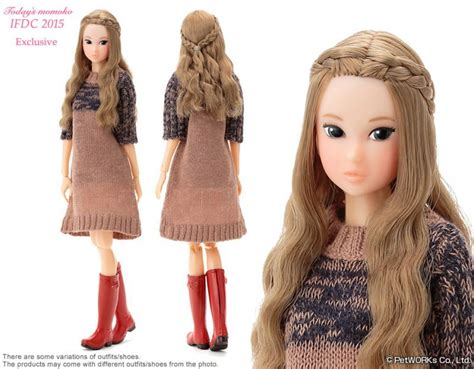 fashion doll convention las vegas today s momoko ifdc 2015 will be sold at ifdc held in las