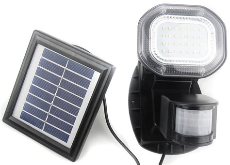 Guide To The Best Solar Power Security Lights Uk 2016 Security Solar Light