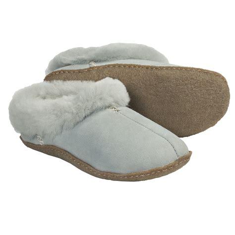 slippers for sorel nakiska shearling lined slippers for