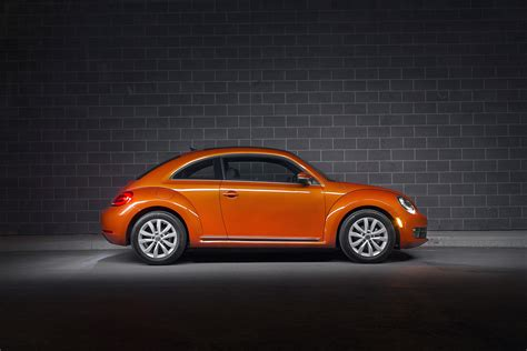 orange volkswagen reviewed volkswagen new beetle pfaff auto