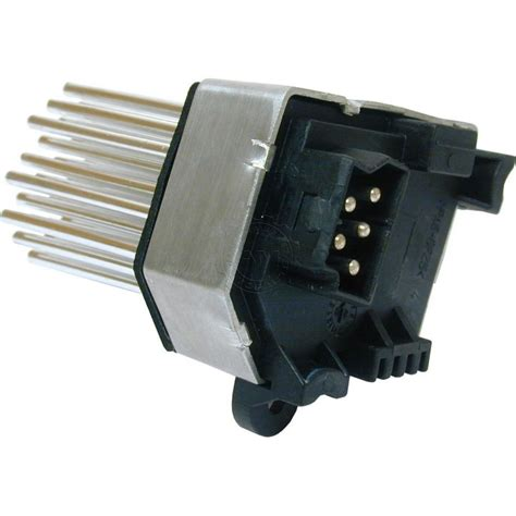 e46 heater resistor replacement heater blower motor resistor behr type replacement new for bmw 3 series e46 e83 ebay