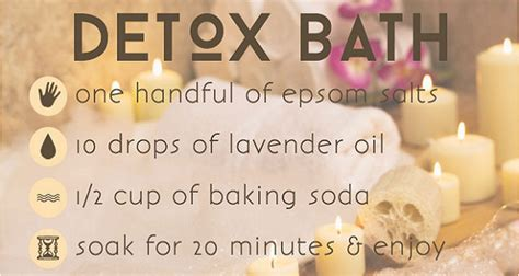Detox Headache Treatment by The Diy Detox Bath A Home Spa Day And Soak Away