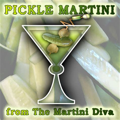 martini pickle the martini pickle martini recipe