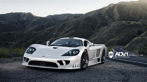 2000 saleen s7 2000 2004 saleen s7 by ae performance and adv 1 wheels