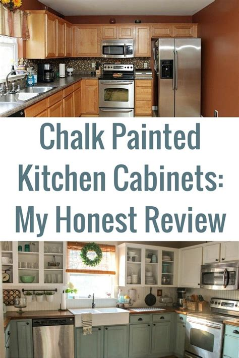 using chalk paint to refinish kitchen cabis wilker do s chalk paint kitchen cabinets in cabinet chalk painted kitchen cabis 2 years later our storied home
