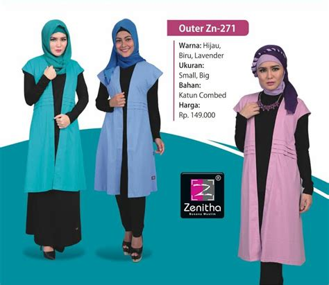 Gamis Overall Zenitha 272 at tien collection zenitha