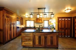 Arts And Crafts Kitchen Lighting Custom Arts Crafts Cabinets