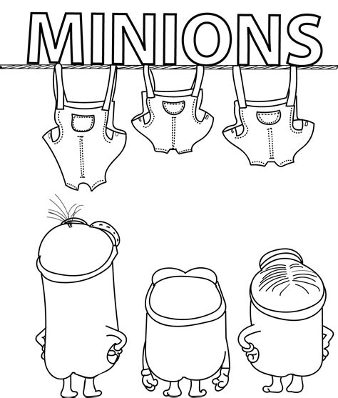coloring pages minions movie minions movie 2015 coloring pages coloring pages