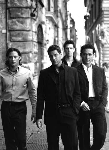 gruppo il divo il divo con nuevo disco actuar 225 en abril en barcelona y