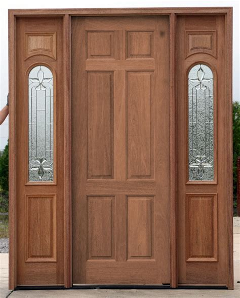 Cheap Exterior Door Cheap Exterior Doors With Sidelights
