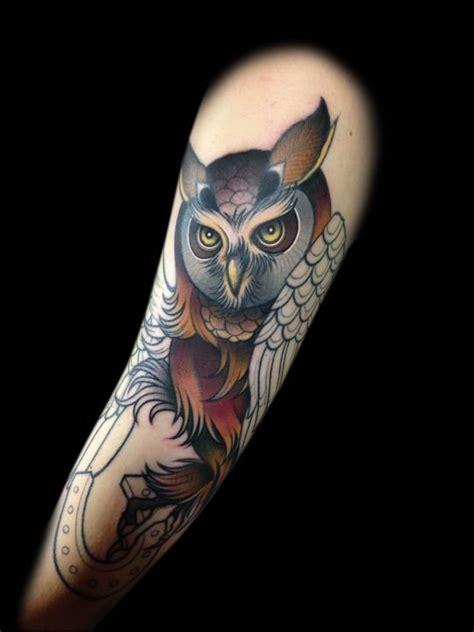 owl tattoo new york ink myra brodsky tattoo illustration ink tattoo