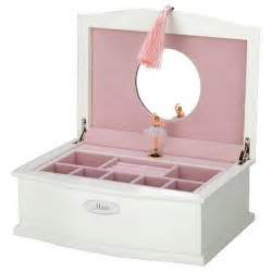 personalized jewelry box personalized ballerina jewelry box