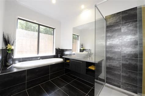 splashback tiles for bathroom metalic deck 300x600 maxfl045 grout gunmetal grey