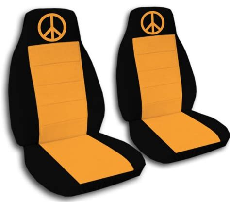 2000 vw beetle car seat covers 2000 vw beetle car seat covers 2 black and orange seat