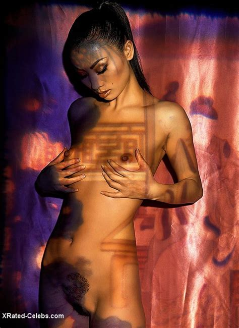 View Image Bai Ling Nude Pussy