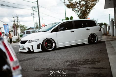 slammed honda odyssey a closer look at aimgain the odyssey