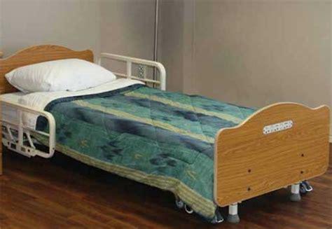 joerns beds joerns care 100 low bed eccbed at vitality medical