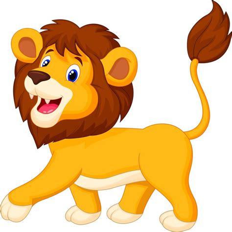 imagenes animadas leon vinilo pixerstick a pie de dibujos animados le 243 n pixers