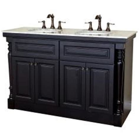 55 inch bath vanity in mahogany uvbh605522a55